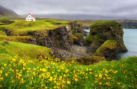 Summer in Iceland Jigsaw Puzzle