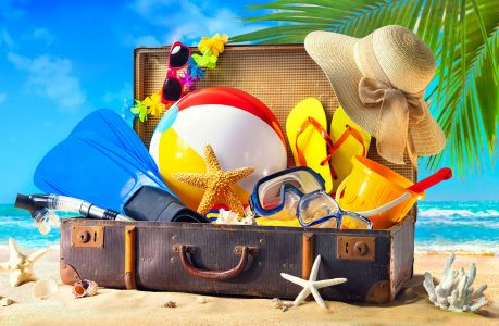 Summer Packing Jigsaw Puzzle