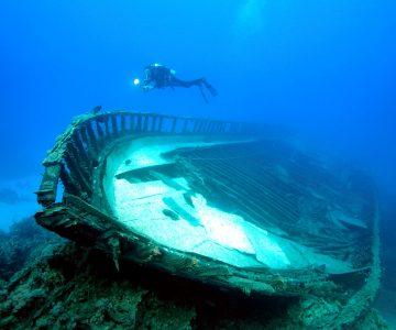 Sunken Ship Jigsaw Puzzle