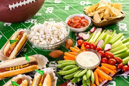 Super Bowl Munchies Jigsaw Puzzle