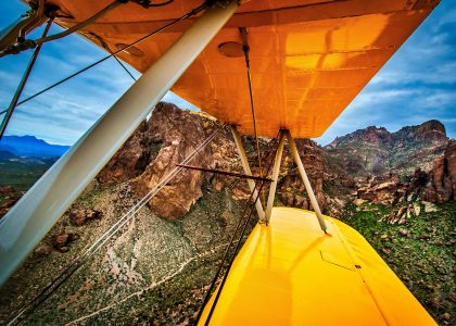 Superstition Mountain Jigsaw Puzzle