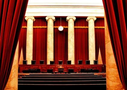 Supreme Court Chamber Jigsaw Puzzle