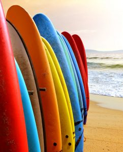 Surfboards Jigsaw Puzzle