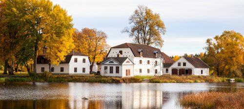 Swedish Villa Jigsaw Puzzle