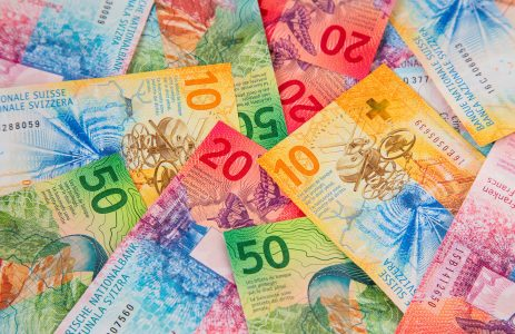 Swiss Banknotes Jigsaw Puzzle
