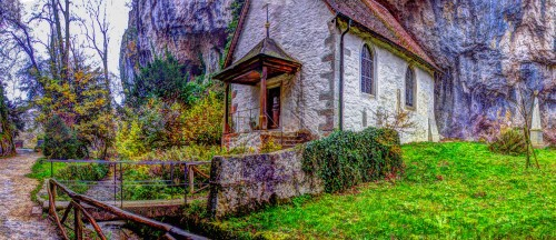 Swiss Church Jigsaw Puzzle