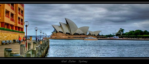 Sydney Harbor Jigsaw Puzzle