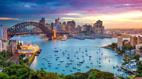 Sydney Harbour Jigsaw Puzzle