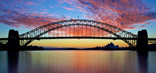 Sydney Harbour Bridge Jigsaw Puzzle