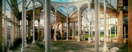 Syon Park Conservatory Jigsaw Puzzle