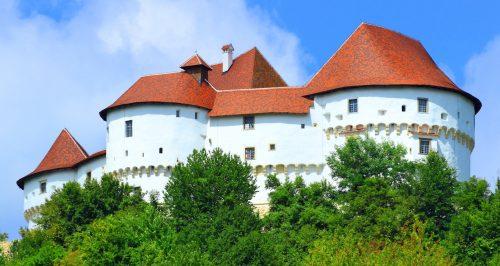 Tabor Castle Jigsaw Puzzle