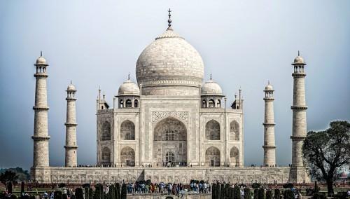 Taj Mahal Jigsaw Puzzle