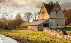 Tall Stone Barn
