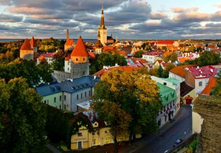Tallinn Jigsaw Puzzle