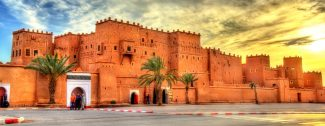Taourirt Kasbah Jigsaw Puzzle
