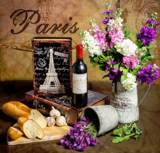 Taste of Paris Jigsaw Puzzle