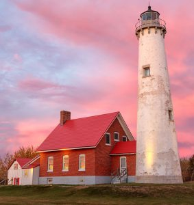 Tawas Point Lighthouse Jigsaw Puzzle