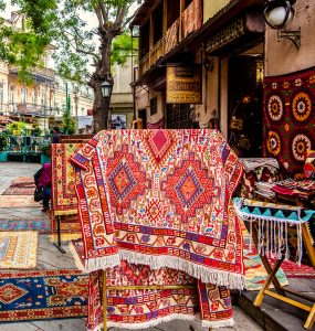 Tbilisi Rugs Jigsaw Puzzle