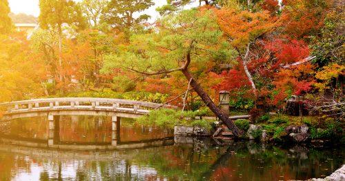 Temple Garden Jigsaw Puzzle
