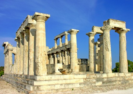 Temple of Athena Jigsaw Puzzle