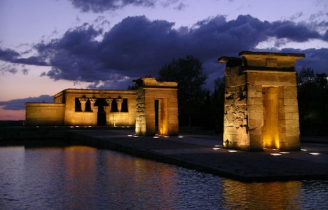 Temple of Debod Jigsaw Puzzle