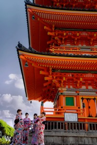 Temple Pagoda Jigsaw Puzzle