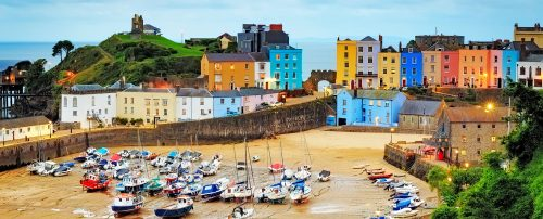 Tenby Jigsaw Puzzle