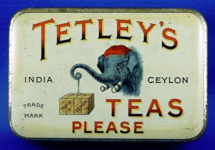 Tetley's Tea Jigsaw Puzzle