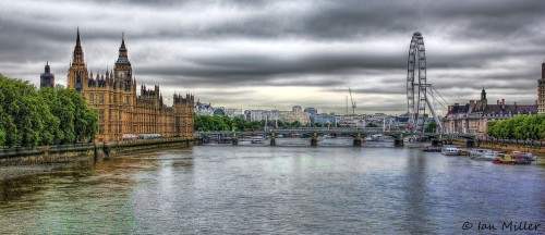 Thames River Jigsaw Puzzle