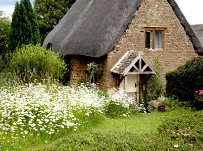 Thatched Cottage Jigsaw Puzzle