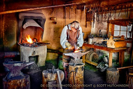 The Blacksmith Jigsaw Puzzle