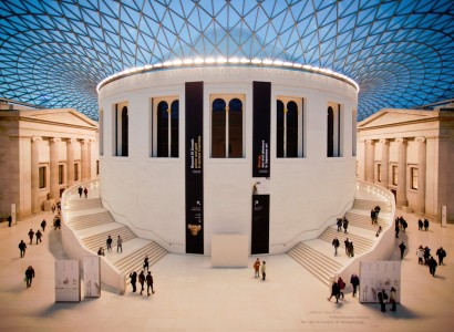 The British Museum Jigsaw Puzzle