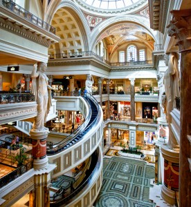 The Forum Shops Jigsaw Puzzle