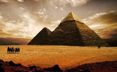 The Great Pyramid Jigsaw Puzzle