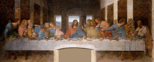 The Last Supper Jigsaw Puzzle