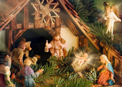 The Manger Jigsaw Puzzle
