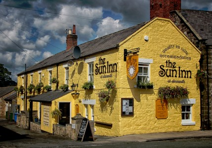 The Sun Inn Jigsaw Puzzle