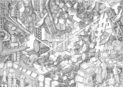 The World Machine Jigsaw Puzzle