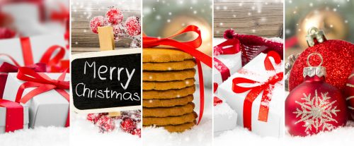 Things of Christmas Jigsaw Puzzle