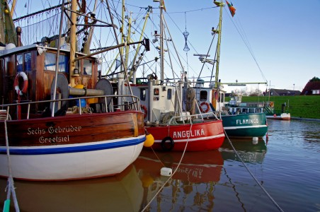 Three Boats Jigsaw Puzzle