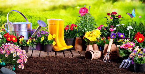 Time for Gardening Jigsaw Puzzle