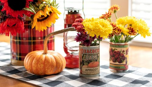 Tin Can Vases Jigsaw Puzzle