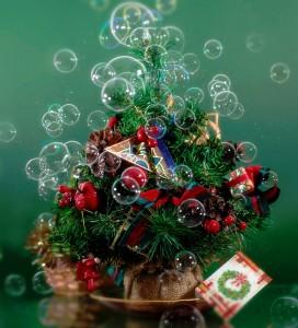 Tiny Christmas Tree Jigsaw Puzzle