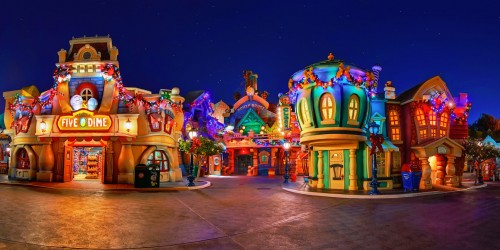 Toontown Jigsaw Puzzle