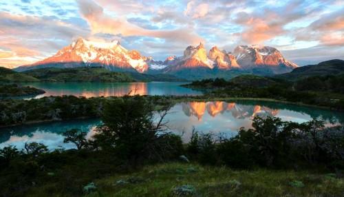 Torres del Paine Jigsaw Puzzle
