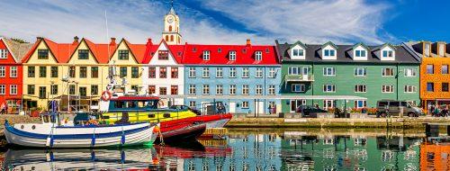 Torshavn Jigsaw Puzzle