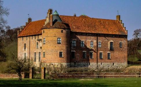 Torup Castle Jigsaw Puzzle