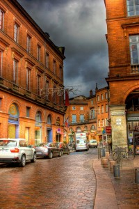 Toulouse Jigsaw Puzzle