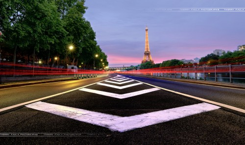 Tower Road Jigsaw Puzzle