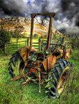 Tractor Retirement